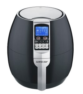 GoWise USA Electric Air FRyer 2.5 quarts Capacity