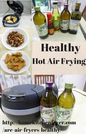 Healthy Hot Air Fryers