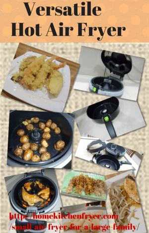 Hot Air Cooker