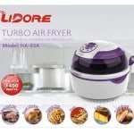 Lidore Oil Less Air Fryer Review