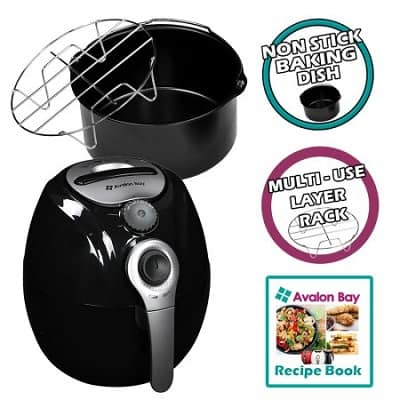 Avalon Bay Airfryer, 100B
