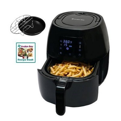 Avalon Bay Digital Hot Air Fryer