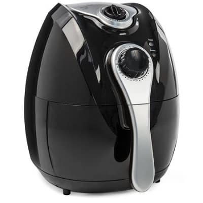 BCP Electric Air Fryer With Rapid Air Circulation, Temperature Control, Time