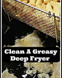 Best Ways To Clean A Really Greasy Deep Fryer