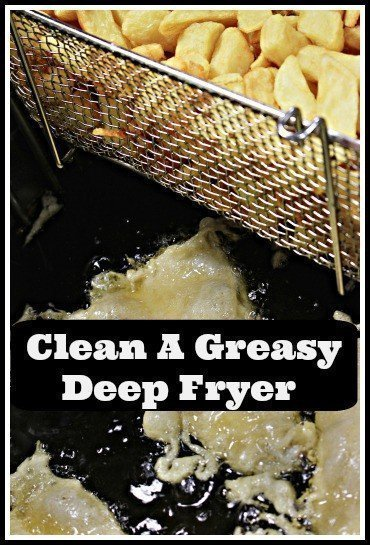 Best Ways To Clean A Really Greasy Deep Fryer At Home