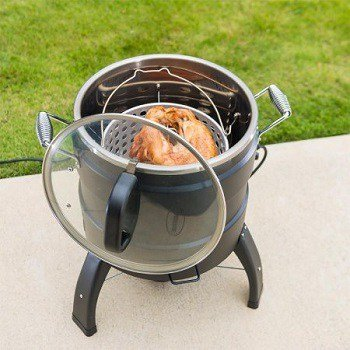 Butterball Electric Oil-Free Turkey Roaster and Fryer