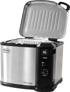 Butterball Indoor Gen III Electric Fryer Cooker