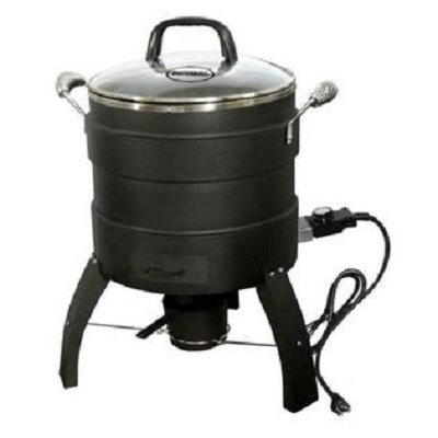 Butterball Masterbuilt Butterball Turkey Fryer Roaster Smoker Oil-Free Electric / Wood Chip