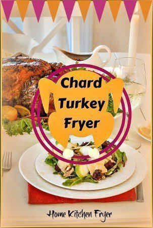 Chard Electric Turkey Fryer
