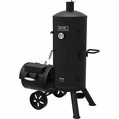 Dyna-Glo Signature Series Vert Charcoal Smoker and Grill