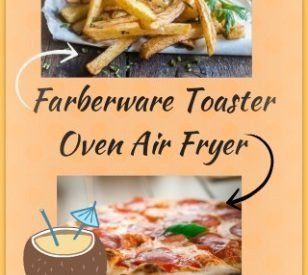 Farberware Toaster Oven Air Fryer