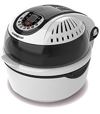GoWISE USA Electric Programmable Turbo Air Fryer 10.5 qt
