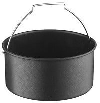 GoWISE USA GW22611 or 22612PAN Air fryer Non-Stick Baking Cake Pan for GoWISE USA Air Fryer Only