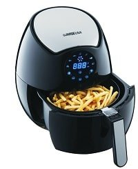 GoWise 3.7 Qt Digital Airfryer With Detachable Cooking Basket