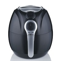 GoWISE USA GW22622 2nd Generation Electric Air Fryer with Temperature Control
