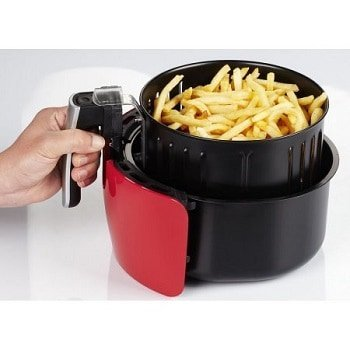GoWise 2.75 qt air fryer detachable basket
