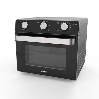 Oster Countertop Toaster Oven with Air Fryer, Black Model TSSTTVMAF1