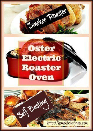 Oster Electric Roaster Oven