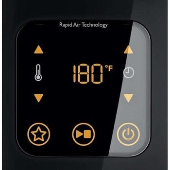 Philips Avance Air Fryer Control Panel