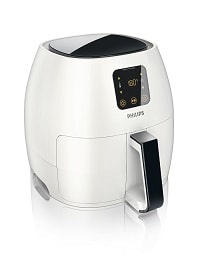 Philips Digital Airfryer, X-Large, the original Airfryer with Rapid Air Technology, White