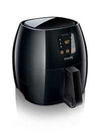 Philips Digital Airfryer, X-Large Black