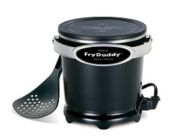 Presto 05420 FryDaddy Mini Electric Deep Fat Fryer