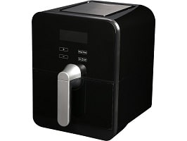 Rosewill RHAF-15001 Oil Less 1100W Low Fat Air Fryer, 2.5 quart, Black