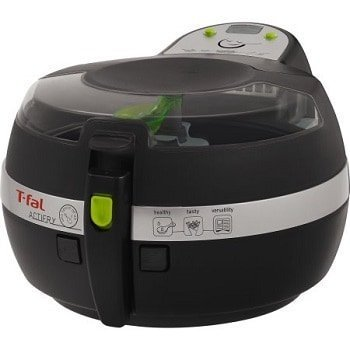 T-fal, FZ700251, ActiFry Low-Fat Fryer and Multi-Cooker, Black