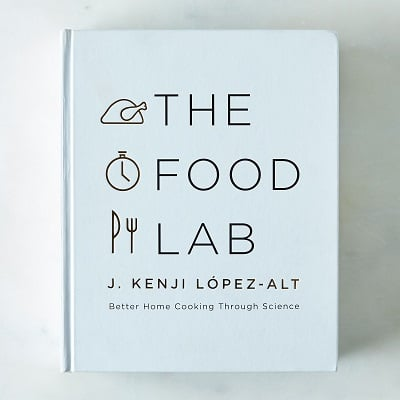 The Food Lab Better Home Cooking Through Science, Signed Copy