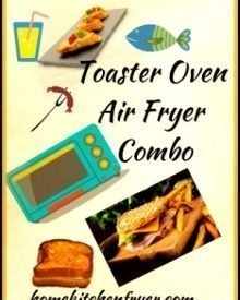 Countertop Toaster Oven with Air Fryer