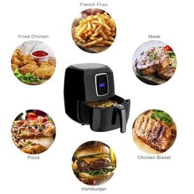 What Can You Cook In The Air Fryer