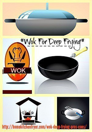 Wok For Deep Frying - Pros And Cons